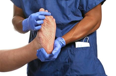 Neurological Assessment of the Foot