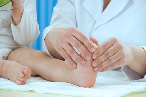 Podopaediatrics